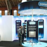Commulite's emergency lighting exhibition stand