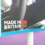 Our light fittings are Made In Britain